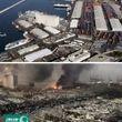 فاجعه بیمارستانی در بیروت