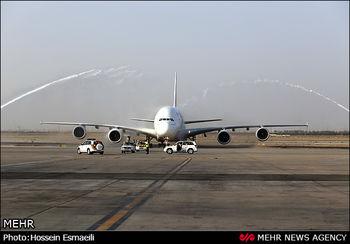 وود هواپیمای جدید تحریمها را شکست