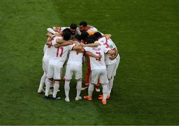 ستاره های فوتبال ایران بر روی بیلبورد های روسیه +عکس