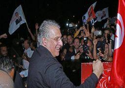کاندیدای انتخابات ریاست جمهوری تونس محبوس شده، آزاد شد