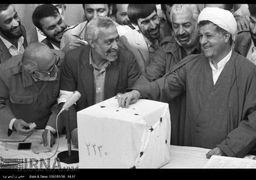گزارش تصویری سومین دوره انتخابات مجلس (19 فروردین 1367)
