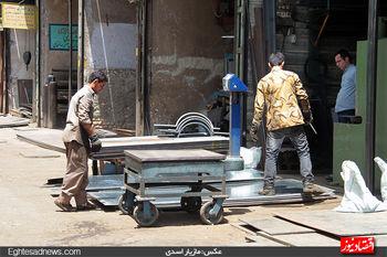 روایتی از تقلب گسترده چینیها در بازار آهن ایران/ آلودگی شیر با ورود فولادهای چینی