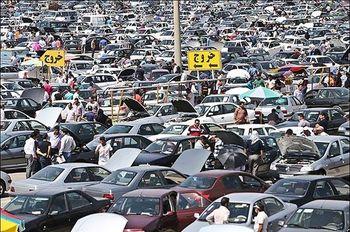 چرت بهاری بازار خودرو
