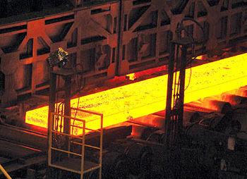 صادرات 4 هزار تنی فولاد آلیاژی به اروپا
