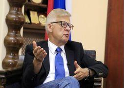 سفیر روسیه: سوریه هنوز به ایران نیاز دارد
