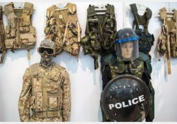 تغییر پوشش پلیس ایران+عکس