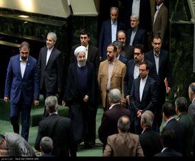 پنجمین روز جلسه بررسی صلاحیت وزیران پیشنهادی دولت دوازدهم