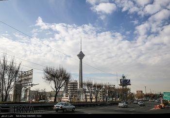 آیا هوای تهران سالم تر از سال پیش است؟+جدول ونمودار
