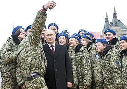 چکش آمریکایی بر میخ روسی