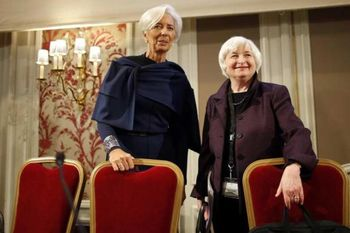 انتقاد دوباره IMF از فدرالرزرو / بحث بر سر کارآمدی «داتچارت» نرخ بهره است