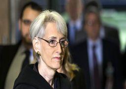 وندی شرمن: جنگی ندیدهام که بولتون نخواهد آن را بر پا کند/ او میخواهد مارا به جنگ با ایران بکشاند
