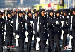 رژه نیروهای مسلح قطر