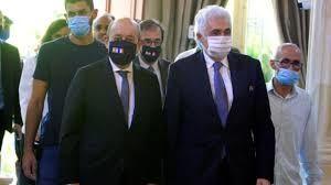 آغاز نشست کابینه لبنان