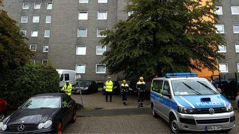 کشف اجساد پنج کودک در یک آپارتمان