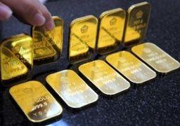 قیمت طلا برای ششمین روز متوالی افت کرد