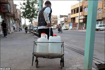 راهاندازی بازار محلی آب