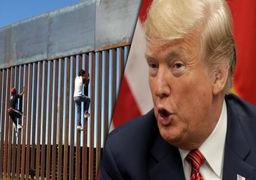 ترامپ: ما دیوار را میسازیم