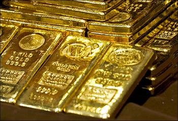 سومین جلسه افت طلا/ هر اونس 1171 دلار