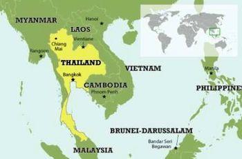 افزایش سرمایه گذاری های زیربنایی در جنوب شرق آسیا