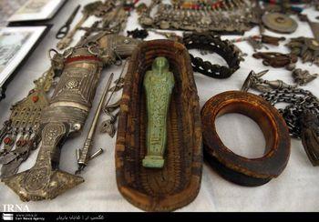 عتیقه های سه هزار ساله پیدا شد