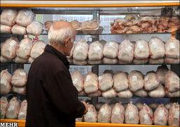 قیمت مرغ شب عید پر کشید