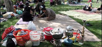 ایرانیها بیشتر به کجا سفر میکنند؟