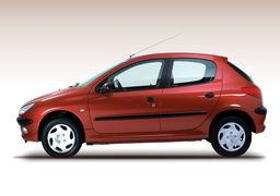 عکس لو رفته از خودرو جایگزین پژو 206 در ایران + عکس