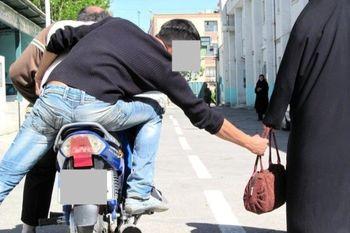 کیف پولی که مچ سارق خود را می گیرد+تصاویر