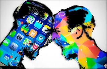 اپل به دنبال ممنوعیت فروش محصولات سامسونگ