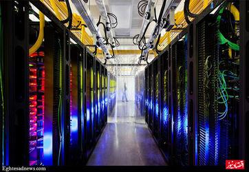 پایگاه های داده گوگل به روایت تصویر