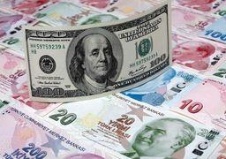کاهش ارزش لیر ترکیه