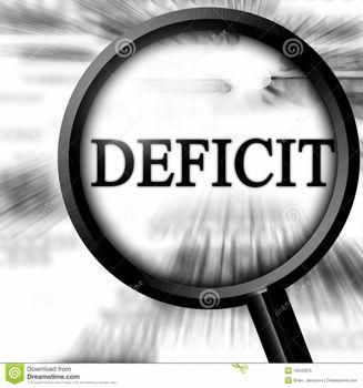 کاهش کسری بودجه آمریکا در 2014