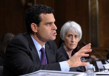 معمار تحریمهای ایران از دولت آمریکا میرود