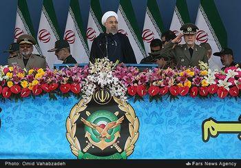 روحانی: استراتژی ما بازدارندگی فعال است