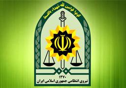 دستگیری عوامل شهادت 7 تن از پرسنل نیروی انتظامی و بسیج