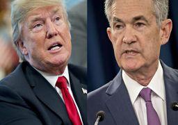 حمله ترامپ به فدرال رزرو: با افزایش نرخ بهره مرتکب اشتباه بزررگی شدید