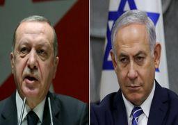 جنگ لفظی نتانیاهو و اردوغان بالا گرفت