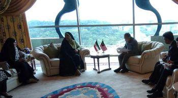 گفتوگوی برجامی فرستاده ویژه روحانی و ماهاتیر محمد / ابتکار عازم اندونزی شد