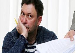 اوکراین حکم بازداشت مدیر خبرگزاری ریانوستی را تایید کرد