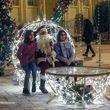 حال وهوای کریسمس در اصفهان+گزارش تصویری