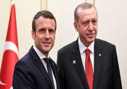 توهین اردوغان به مکرون