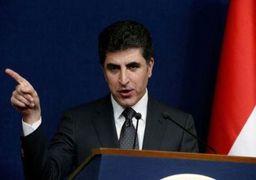 واکنش بارزانی به سخنان محسن رضایی در مورد طراحی ناآرامیهای ایران در کردستان عراق