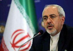 واکنش ظریف به مواضع ضد ایرانی ترکیه