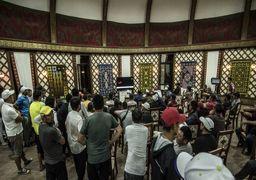 ادامه درگیری ها برای بازداشت رئیس جمهور سابق قرقیزستان