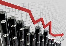 سقوط ادامهدار قیمت نفت
