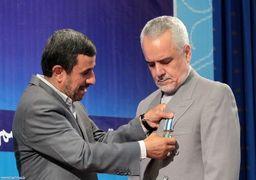 سلیمی نمین: معاون اول احمدینژاد دلالی می کرد