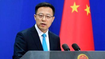 چین آمریکا را تهدید کرد