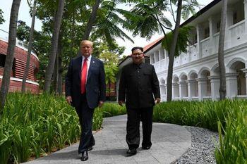 سورپرایز اکتبر/ رهبر کره شمالی با ترامپ به توافق می رسد؟
