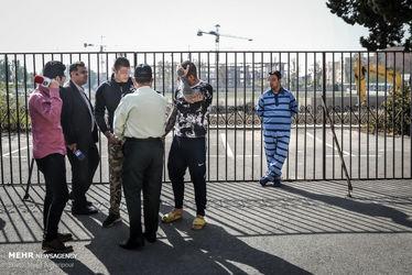 طرح دستگیری اراذل و اوباش در تهران