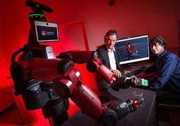 آموزش رباتهای هوشمند با واقعیت مجازی+فیلم